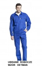 Ubranie robocze Clasic - Hetman