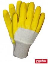 Rękawice powlekane latexem RGS