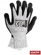 Rękawice powlekane nitrylem RBLACKCUT