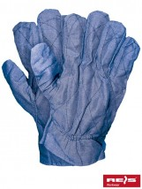 Rękawice bawełniane / poliestrowe / nylonowe RDP