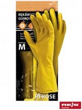 Rękawice gumowane oraz z tworzyw RFROSE