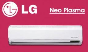 Klimatyzatory LG Neo Plasma