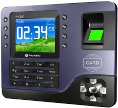 Rejestrator czasu pracy REALAND ZDC90T RFID, biometryka