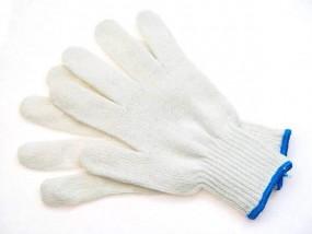 Rękawice bawełniane dziane RDZ