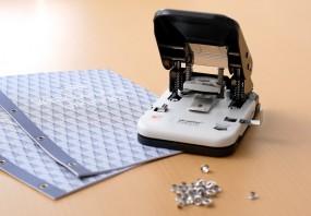dziurkacz nitownica papieru, suplementu, aktu notarialnego skre-perfo
