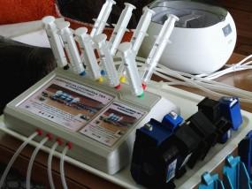 Urządzenie do regeneracji i ładowania tuszy do drukarek T&RG - 4