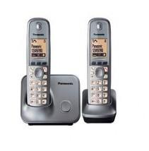 Telefon bezprzewodowy z dodatkową słuchawką KX-TG6612