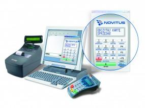 Kasa Fiskalna , terminal kart płatniczych , program , komputer FPC