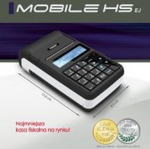 Kasa Fiskalna POSNET Mobile HS EJ (z kopią elektroniczną paragonu)