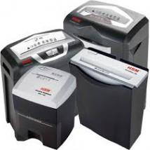 Niszczarki dokumentów HSM ShredStar serii S oraz X