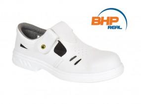 Sandały ochronne antystatyczne ESD S1