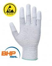 Antystatyczna  rękawica ochronna ESD