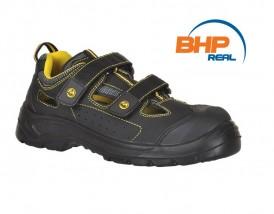 Sandały ochronne antystatyczne ESD  S1P