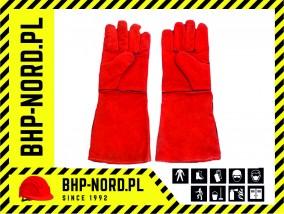 Rękawice dla spawacza Luxy .