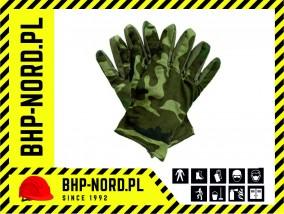 Rękawice drelichowe MORO .