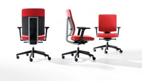 Fotele biurowe Profim Xenon