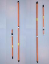 Dwuczłonowy drążek izolacyjny do 110 kV UDI-110S-B