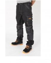 Spodnie robocze  do pasa monterskie 7815N