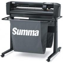 Ploter tnący Summa D60 z systemem OPOS