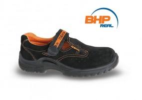 Sandały ochronne zamszowe S1P SRC 7216BKK