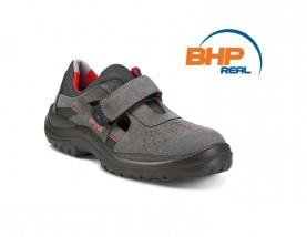 Sandały bezpieczne zamszowe  S1P RAPTOR