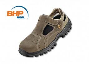 Sandały ochronne zamszowe S1P SRC BRENTA