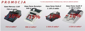 Kasy w promocji Bursztyn/Mini/Nano e/K10