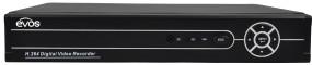 Rejestrator trybrydowy 4-kanałowy EV-8604-AHDM Praca w 3 trybach : analogowym, AHD-M oraz IP