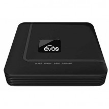 Rejestrator trybrydowy 4-kanałowy EV-8604L-AHDM Praca w 3 trybach : analogowym, AHD oraz IP
