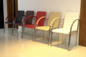 Krzesła konferencyjne VE Barcelona