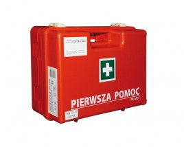 Apteczka pierwszej pomocy przenośna DIN 13157