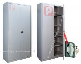 szafy metalowe - szafki kartotekowe