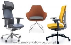 krzesło obrotowe , krzesła, fotele gabinetowe