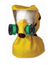 Kaptur ewakuacyjny na amoniak i pochodne Secura 2000 K/E2