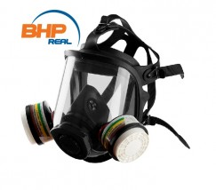 Maska ewakuacyjna z filtropochłaniaczami ABEK1P3 R D MAG