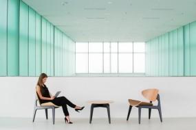 Fotele sklejkowe KANU