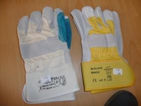 Rękawice monterskie
