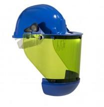 Hełm dla energetyka z osłoną twarzy na łuk klasy 2 PS