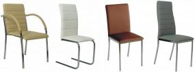 Solidne krzesła konferencyjne