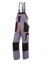 Spodnie robocze MIX Szare