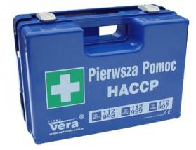 Apteczka pierwszej pomocy HACCP
