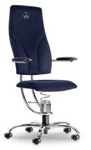 Krzesło biurowe Navigator ze sprężyną - ergonomiczne