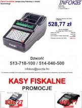 kasa fiskalna Perła E kopia elektroniczna cena BRUTTO po odliczeniu zwrotu