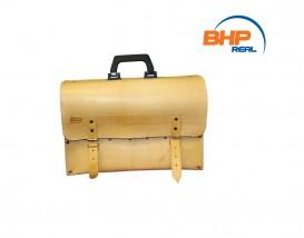 Skórzana torba narzędziowa dla elektryków