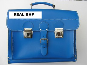 Skórzana torba narzędziowa BLUE