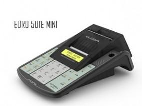 Kasa fiskalna Elcom Euro-50TE Mini ( Najtańsza kasa z kopią elektroniczną )