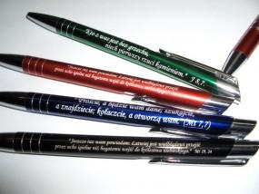 grawer specjalny na długopisie