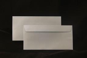 Srebrna Perłowa Koperta DL 110x220 Sirio Pearl PLATINIUM