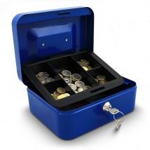 kasetka 20 cm niebieska HD12725