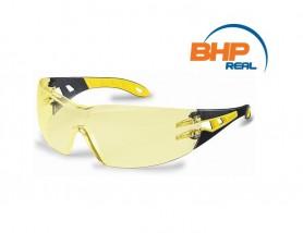 Okulary ochronne ze szkłami rozjaśniającymi Pheos